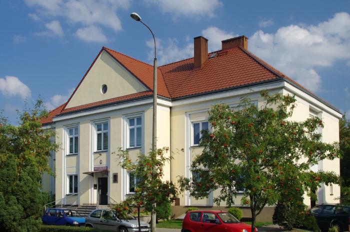 budynek PSM w Kościanie